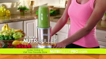 NutriBullet ProTV Spot
