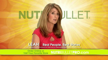NutriBullet ProTV Spot - Thumbnail 4