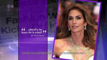 Meaningful Beauty TV Spot, 'The Red Carpet' Con Cindy Crawford [Spanish] - Thumbnail 2