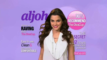 Diva Cup TV Spot, 'You'll Feel Great About' - Thumbnail 1