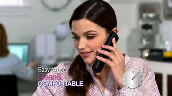 Diva Cup TV Spot, 'You'll Feel Great About' - Thumbnail 6