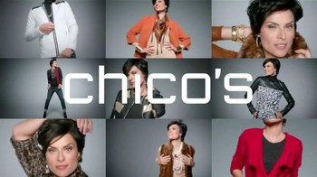 Chico's Statement Jacket TV Spot, 'Otoño 2014' [Spanish]