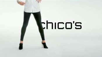 Chico's Leggings TV Spot, 'Otoño 2014' [Spanish] - Thumbnail 1