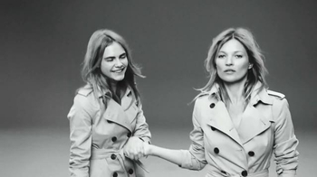 My Burberry TV Spot, 'The New Fragrance for Women' Featuring Kate Moss - Thumbnail 2