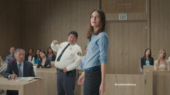 Old Navy TV Spot, 'Pixie Pants Get Their Day in Court' Feat. Amy Poehler - Thumbnail 3