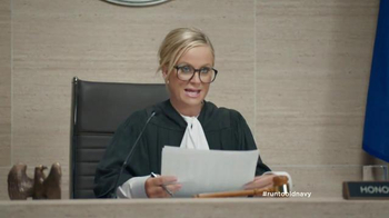 Old Navy TV Spot, 'Pixie Pants Get Their Day in Court' Feat. Amy Poehler - 535 commercial airings