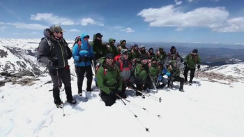 Wells Fargo TV Spot, 'Soldiers to Summits: Mission to Mt. Whitney' - Thumbnail 9