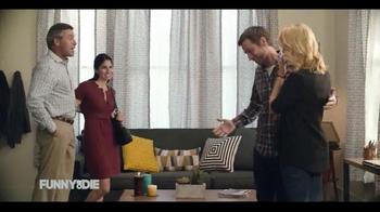 2015 Volkswagen Golf TV Spot, 'Funny or Die: The Way Too Helpful Neighbor' - Thumbnail 8