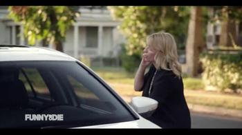 2015 Volkswagen Golf TV Spot, 'Funny or Die: The Way Too Helpful Neighbor' - Thumbnail 1