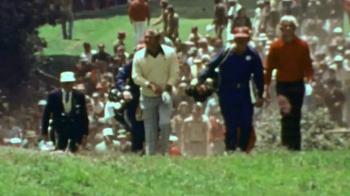 PGA Tour TV Spot, 'Happy Birthday, Mr. Palmer' - Thumbnail 5