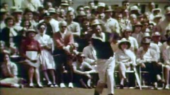 PGA Tour TV Spot, 'Happy Birthday, Mr. Palmer' - Thumbnail 6