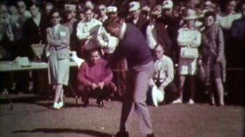 PGA Tour TV Spot, 'Happy Birthday, Mr. Palmer' - Thumbnail 7