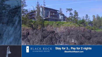 Fly to Vancouver Island TV Spot, 'Black Rock Oceanfront Resort' - Thumbnail 4
