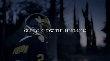 Nissan TV Spot, 'Heisman House: Backyard Football' Ft. Charles Woodson - Thumbnail 7