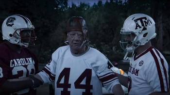 Nissan TV Spot, 'Heisman House: Backyard Football' Ft. Charles Woodson - Thumbnail 4