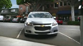2015 Chevrolet Malibu TV Spot, 'Surprise Party Planning' - Thumbnail 1