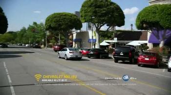 2015 Chevrolet Malibu TV Spot, 'Surprise Party Planning' - Thumbnail 10