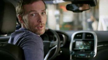 2015 Chevrolet Malibu TV Spot, 'Surprise Party Planning' - 178 commercial airings