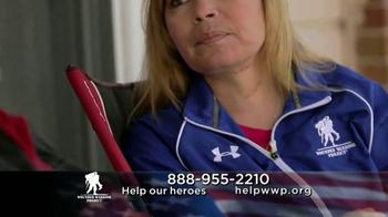Wounded Warrior Project PTSD TV Spot, 'Rebuild Broken Lives' - Thumbnail 4