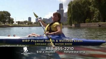 Wounded Warrior Project PTSD TV Spot, 'Rebuild Broken Lives' - Thumbnail 5