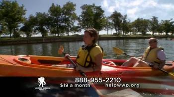 Wounded Warrior Project PTSD TV Spot, 'Rebuild Broken Lives' - Thumbnail 7