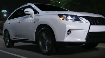 The Lexus RX TV Spot, 'Extra Benefits' - 4863 commercial airings