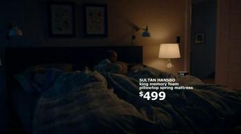 IKEA TV Spot, 'Bedroom Comfort: Thunderstorm' - Thumbnail 6