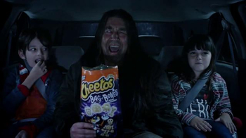 Cheetos Bag of Bones TV Spot, 'Frightfully Cheesy'