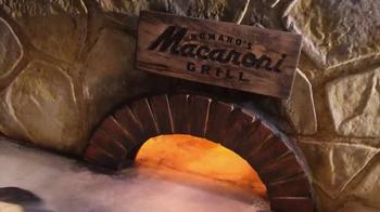 Romano's Macaroni Grill Fatbreads TV Spot, 'I Like Big Crusts' - Thumbnail 1