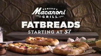 Romano's Macaroni Grill Fatbreads TV Spot, 'I Like Big Crusts' - Thumbnail 8