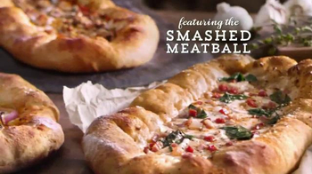Romano's Macaroni Grill Fatbreads TV Spot, 'I Like Big Crusts'