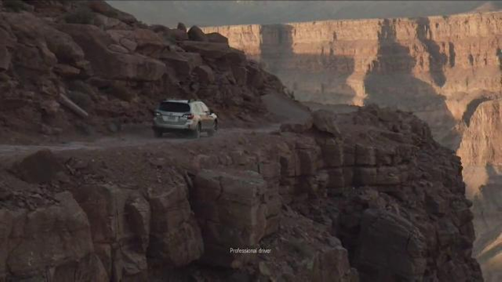 Subaru Forester Commercial Song >> 2015 Subaru Outback TV Commercial, 'Bison' - iSpot.tv