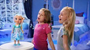 Disney Frozen Snow Glow Elsa Doll TV Spot