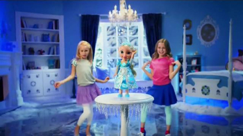 Disney Frozen Snow Glow Elsa Doll TV Spot - Thumbnail 10