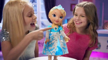 Disney Frozen Snow Glow Elsa Doll TV Spot - Thumbnail 2