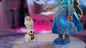Disney Frozen Snow Glow Elsa Doll TV Spot - Thumbnail 3