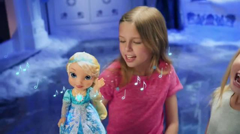 Disney Frozen Snow Glow Elsa Doll TV Spot - Thumbnail 7