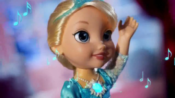 Disney Frozen Snow Glow Elsa Doll TV Spot - Thumbnail 9
