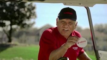 Yamaha Golf Cart TV Spot, 'Three Keys' Featuring Lee Trevino - Thumbnail 9