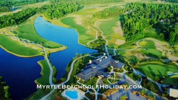 Myrtle Beach Golf Holiday TV Spot, 'Make The Right Choices'