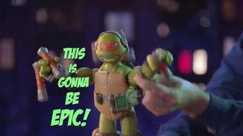 Teenage Mutant Ninja Talking Turtles TV Spot