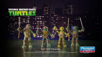 Teenage Mutant Ninja Talking Turtles TV Spot - Thumbnail 10