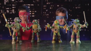 Teenage Mutant Ninja Talking Turtles TV Spot - Thumbnail 2
