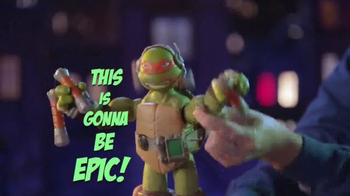Teenage Mutant Ninja Talking Turtles TV Spot