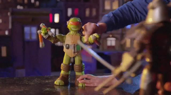 Teenage Mutant Ninja Talking Turtles TV Spot - Thumbnail 7