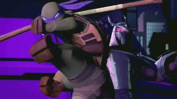 Teenage Mutant Ninja Talking Turtles TV Spot - Thumbnail 9