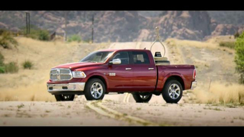 Ram Trucks TV Spot, 'Victory Lap: Randy Staples' - 79 commercial airings