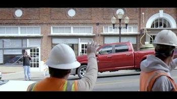 Ram Trucks TV Spot, 'Victory Lap: Randy Staples' - Thumbnail 6