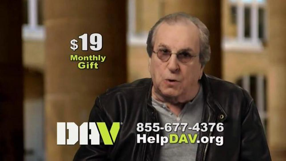Disabled American Veterans TV Commercial, 'Heroes' Feat. Danny Aiello