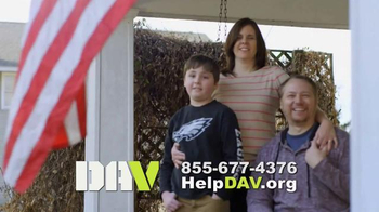 Disabled American Veterans TV Spot, 'Heroes' Feat. Danny Aiello - Thumbnail 9